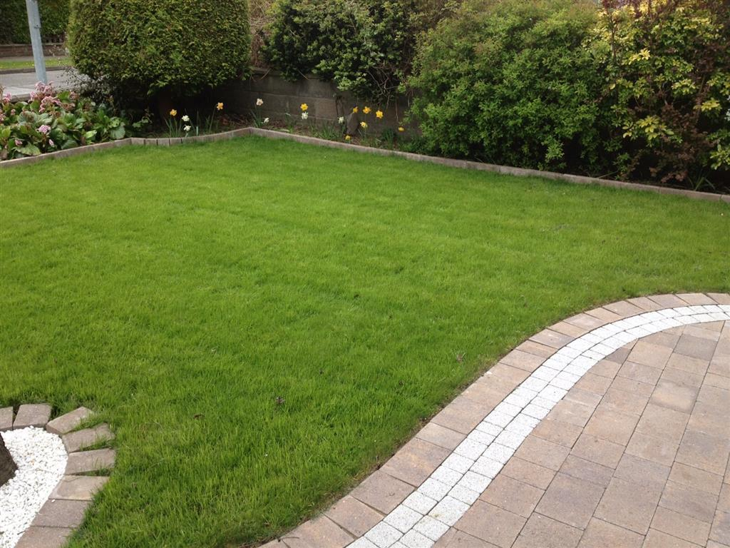 Landscaping Contractors Dublin | Lawn Turfing - Garden Areas